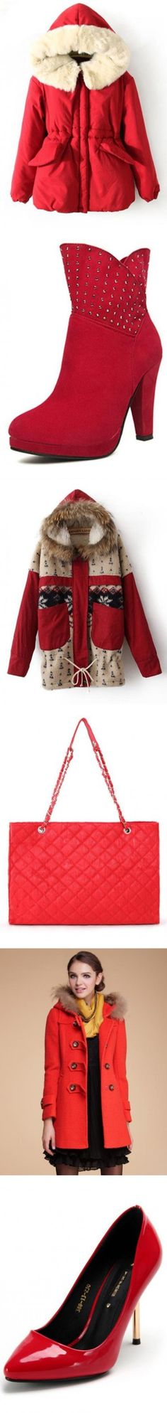 """""""Seeing Red"""" by udobuy ❤ liked on Polyvore"""