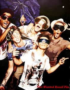 Love The Wanted