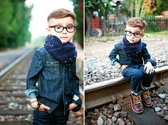 This Kid Got SWAGGER!! - Eye On Glam