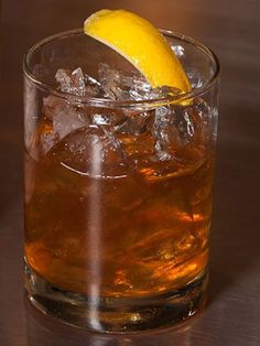 <i>2 oz. Stetson Bourbon<br /> 2 dashes of Angostura bitters<br /> 1 sugar cube<br /> Dash of soda water<br /> Garnish: lemon wedge</i><br /><br />  Muddle sugar cube in a rocks glass with bitters and soda water. Add ice and bourbon. Stir, and garnish with a lemon wedge.