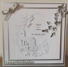 ~ Die Cuts 8 Tattered Lace ~ Charisma ~ Gracie at the Beach