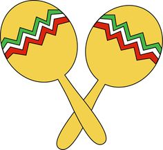 sombrero and maracas free download clip art free clip art on rh pinterest com spanish maracas clipart maracas clipart free