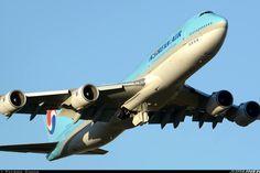 Boeing 747-8B5 - Korean Air | Aviation Photo #3907045 | Airliners.net