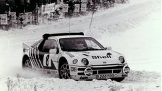 Adria Rally Show, c'è la Ford RS 2000 gruppo B di Stig Blomqvist - Rally Time, tutto il rally del mondo Ford Motorsport, Course Automobile, Ford Rs, Pikes Peak, Courses, Rally, Celtic, Pilot, Vehicles