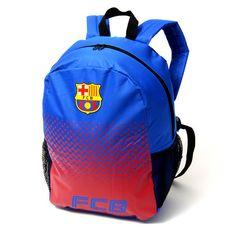 1903e08255d Fc barcelona fcb fade backpack rucksack school bag kids adult new xmas gift