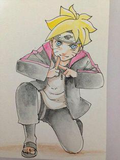 Boruto Naruto Shippuden Sasuke, Boruto, Naruhina, Princess Zelda, Anime, Fictional Characters, Art, Art Background, Kunst