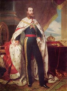 Maximilian I (Spanish: Maximiliano; born Archduke and Prince Ferdinand Maximilian of Austria, Prince of Hungary and Bohemia; 6 July 1832 – 19 June was the only monarch of the Second Mexican Empire. Franz Xaver Winterhalter, Maximilian I, Impératrice Sissi, Franz Josef I, Otto Von Bismarck, Reine Victoria, Mexican Revolution, Archduke, Royal Families