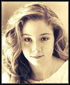 Megan Follows from Anne of Green Gables