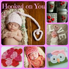 Crochet Ideas for Valentines Day