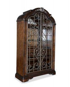 Shop BLACKLION For The Best Deals On ART Furniture Valencia Wine Cabinet  209242