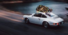 Find a '69 Porsche 912 under the tree? Warmest Christmas greetings from Liv & Co. #BeGoodCompany