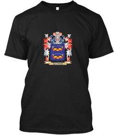 Guzman Coat Of Arms   Family Crest Black T-Shirt Front - This is the perfect gift for someone who loves Guzman. Thank you for visiting my page (Related terms: Guzman,Guzman coat of arms,Coat or Arms,Family Crest,Tartan,Guzman surname,Heraldry,Family Reunion,G ...)