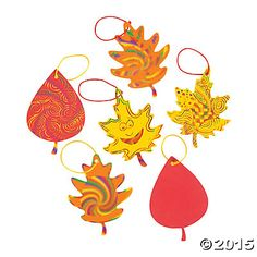 Scratch away. Kids love these. Colorful Magic Color Scratch Fall Leaves Crafts for Kids & Magic Scratch 24 ~ Magic Color Scratch Fall Leaves ~ New in sealed package. 24 Leaves / 24 Hanging Cords / 12 Scratching Tools Leaves are approximately 5 inch. Thanksgiving Crafts For Toddlers, Crafts For Kids To Make, Craft Activities For Kids, Science Activities, Classroom Activities, Preschool Activities, Autumn Leaves Craft, Autumn Crafts, Fall Leaves