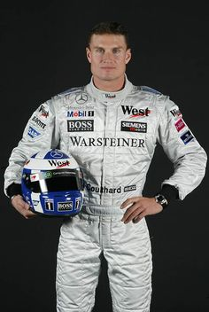David Coulthard (GBR).