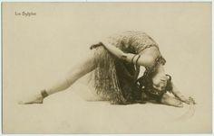 vintage contortion