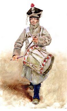 Napoleon.org.pl - Przepis Ubioru dla Pułków Piechoty