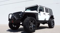 2016 Jeep Wrangler Destroyer Custom presented as Lot F75.1 at Anaheim, CA