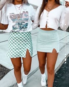 Trendy Summer Outfits, Cute Teen Outfits, Cute Comfy Outfits, Hipster Outfits, Teen Fashion Outfits, Retro Outfits, Edgy Outfits, Look Fashion, Vintage Outfits