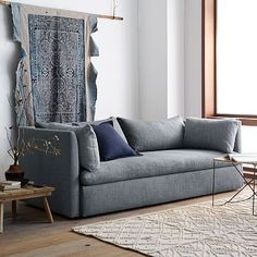 Shop shelter sofa from west elm. Find a wide selection of furniture and decor options that will suit your tastes, including a variety of shelter sofa. West Elm, Sofa Furniture, Living Room Furniture, Modern Furniture, Deep Seated Sofa, Oversized Furniture, Shelter, Mid Century Sofa, Grand Designs