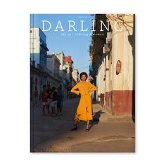 Darling Issue 16 Cover