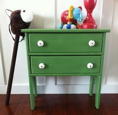 paint color for dresser in Boys room