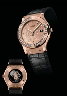 Hublot Classic Fusion House of Mandela for women Hublot Classic Fusion a tribute to Nelson Mandela