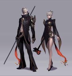 aion armor | Found on 24.media.tumblr.com