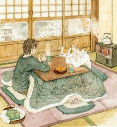 Kaname, Natsume et nyanko Manga Boy, Manga Anime, Anime Art, Saiunkoku Monogatari, Natsume Takashi, Anime Suggestions, Hotarubi No Mori, Natsume Yuujinchou, Noragami