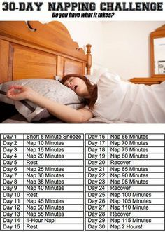 A new 30-day challenge!