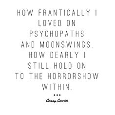 conny cernik poetry lovequotes quotes psychopaths