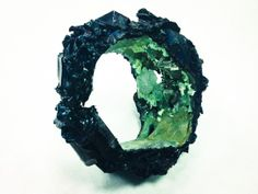 Meteorite Bracelet by MINT KAEWKOON-THAI, via Behance  http://cargocollective.com/mintkaewkoon