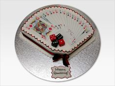 Deck of Cards - Sports & Hobbies Novelty Cakes - Munch@Coughlans