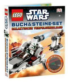 LEGO Star Wars Buch & Steine-Set: Möge die Macht mit dir sein!  http://www.meinspielzeug24.de/lego-star-wars-buch-steine-set-moege-die-macht-mit-dir-sein  #LEGOStarWars, #Unisex #Bücher, #SpieleBasteln
