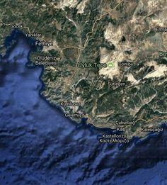 Lycian Way - Day1 (Ovacik-Kabak Beach) trail - Ölüdeniz, Muğla (Türkiye) DAY1 Ovacik - Kabak Beach www.likyayolu.org www.thelycianway.org Parkur bilgi