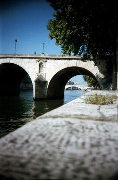 Paris, Film Photography