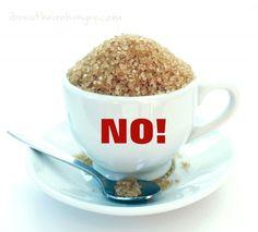 say no to sugar and carbs (interesting 3-day kick-start to weight loss)