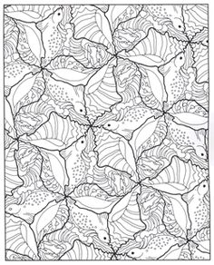 Intricate Coloring Pages for Adults | designs about this book ...