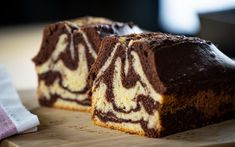 Marble Cake Recipe Moist, Marble Cake Recipes, Dessert Recipes, Desserts, Salad Recipes, Scones Ingredients, Gourmet Cakes, Holiday Cakes, Vegetarian Chocolate