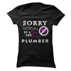 #grandma #lifestyle... Cool T-shirts (Deal of the Day) Taken by Plumber - WeedTshirts  Design Description: Awesome Taken By Plumber T Shirt. If you are already taken by Plumber then you must have this t-shirt. Buy this one at the lowest price ever. Superfine Quality material.  If you do...