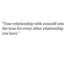 Love Yourself, Girl or Nobody Will.