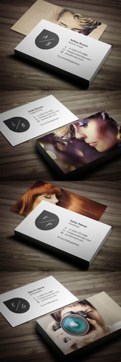 Creative Business Card by FlowPixel.deviantart.com on @deviantART