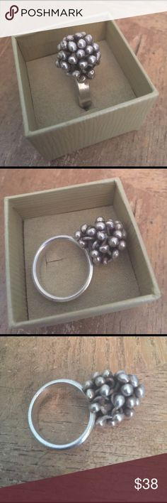 ❤ Ring Sterling silver solid 925 size 9❤ 💝Ring Sterling silver solid 925 size 9💝.  20.50 G Jewelry Rings