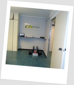 Right Shoes Foot Scanner Point at UTD-Massagno (Lugano)