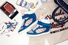 Dazzlin x Adidas Collaboration Sneakers