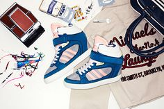 Dazzlin x Adidas Collaboration Sneakers