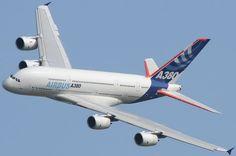 Mit dem Doppeldecker nach Johannesburg - Der Airbus A380 im Liniendienst...