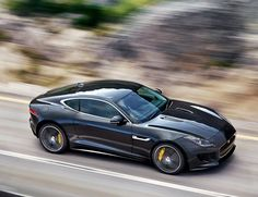 Sexy Cars - Jaguar F-Type R Coupe. O MY GOD, that's a beautiful car!! #jaguar #Ftype #Coupe