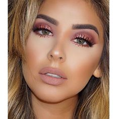 """""""Pro-makeup artist @brittanybearmakeup uses Luminous Foundation Shade 08 to create a radiant and flawless complexion on the beautiful @nadia_mejia!…"""""""