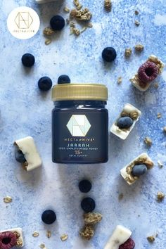 With a high TA rating, eat our Jarrah honey 15   whenever you're demanding more from your immune system, such as during the winter, when travelling or when life is simply hectic. A rich, full bodied yet smooth caramel-like flavour, it's a delicious way to keep yourself healthy. Find out more on the website, and sign up to the newsletter for more details. #nectahive #honey #luxuryhoney #jarrahhoney #antimicrobialhoney Best Honey, My Honey, Australian Honey, Myrtle Tree, Bee Free, Did You Eat, Sugar Cravings, Bees Knees, Key Ingredient