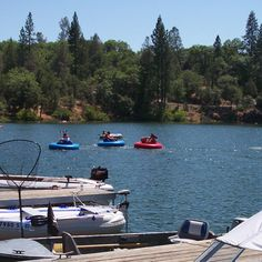 Lake of the Springs campground!